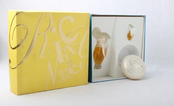 Nina Ricci L'air du Temps 30ml Eau de Parfum Spray + Parfum 2,5 + Seife 50g