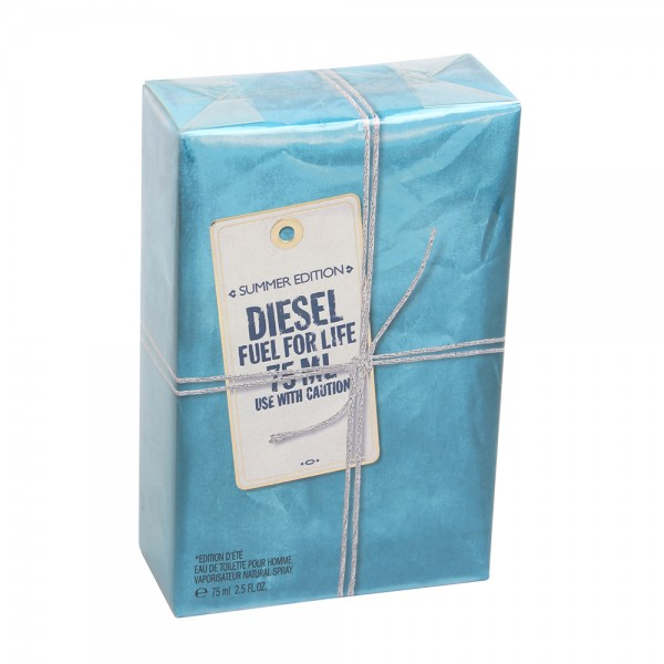 DIESEL Fuel for Life Summer EdT 75 ml Pour homme