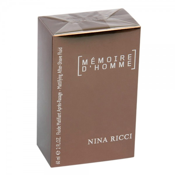 Nina Ricci Memoire D'Homme 60 ml After Shave Lotion
