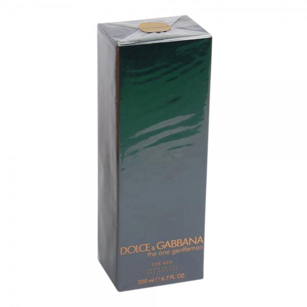 Dolce & Gabbana The One Gentleman Shower Gel 200ml Duschgel