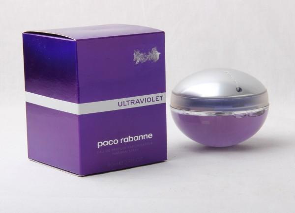 Paco Rabanne ultraviolett woman Eau de Parfum ml 80