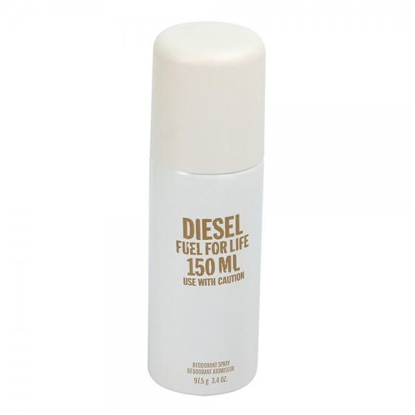 Diesel Fuel For Life 150ml DEO SPRAY für Sie Deodorant
