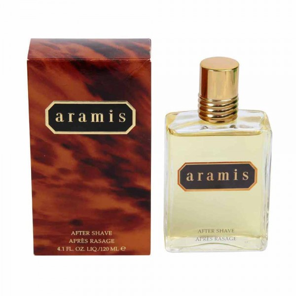 ARAMIS CLASSIC AFTER SHAVE LOTION 120 ML SPLASH