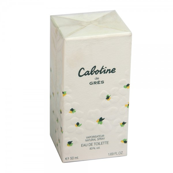 Gres Cabotine De Gres 50 ml EDT Spray 1.ste Version