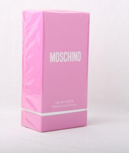 Moschino Eau de Toilette 100ml