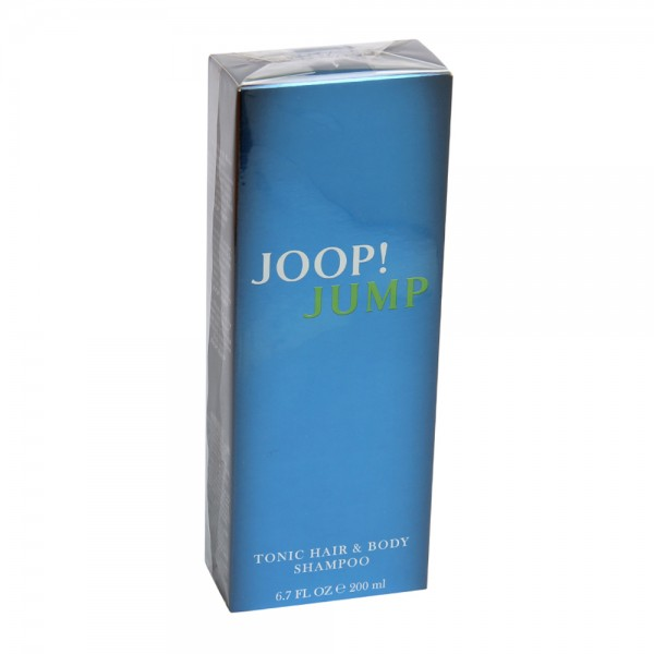 JOOP Jump 200 ml Tonic and Body Shampoo