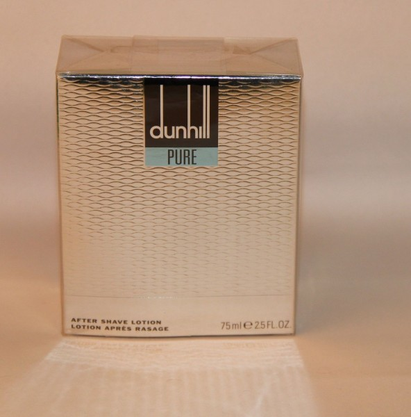 Dunhill Pure 75 ml After Shave Lotion
