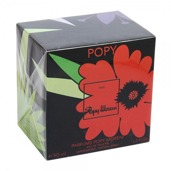 Popy Moreni Parfums Woman Eau de Toilette Natural Spray 50ml
