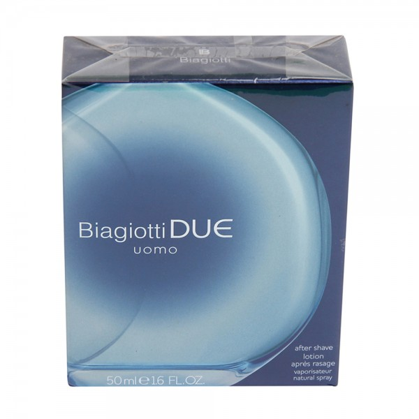 Laura Biagiotti Due Uomo After Shave Spray 50 ml