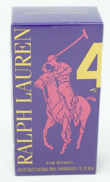 Ralph Lauren The Big Pony Collection Lila No. 4 50ml