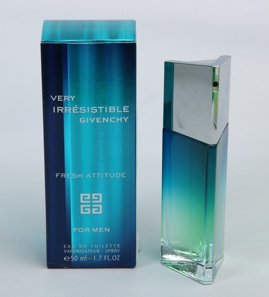 GIVENCHY VERY IRRESISTIBLE FRESH ATTITUDE 50ml EDT SPRAY
