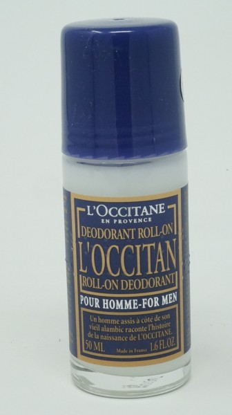L'Occitane Pour Homme Roll-on Deodorant 50 ml