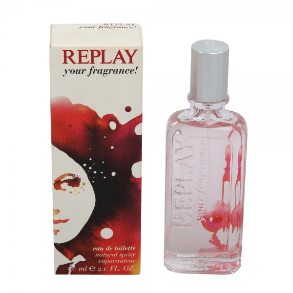 Replay Your Fragrance Woman Edt 60 ml