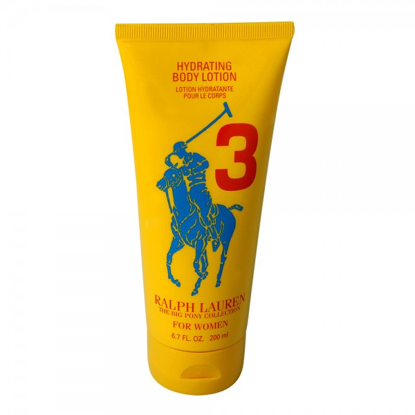 Ralph Lauren The Big Pony Collection nr 3 Body lotion 200ml