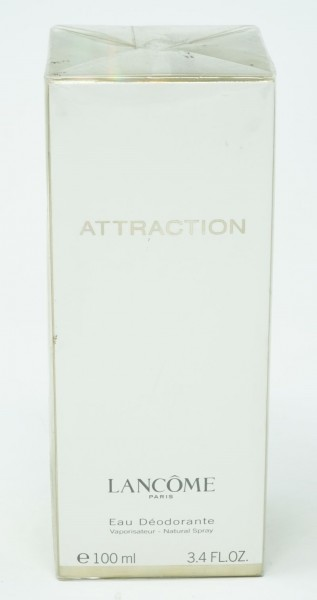 LANCOME ATTRACTION Eau Deodorant Spray 100 ML