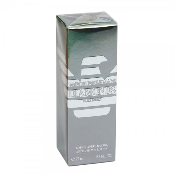 Emporio ARMANI EMPORIO ARMANI DIAMONDS After Shave Lotion 75 ml